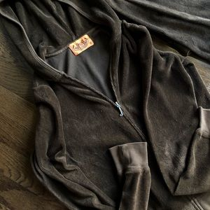 Juicy Couture Other - Juicy Couture Terry Cloth Track Suit